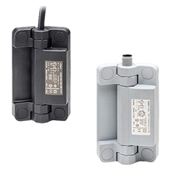 CFSW. - Hinges with built-in safety switch -SUPER-technopolymer