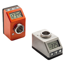 DD51-E - Electronic position indicators -direct drive 5-digit display technopolymer