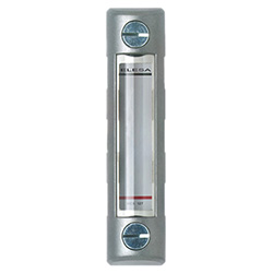 HCX-P - Column level indicators -technopolymer with zinc alloy protection frame