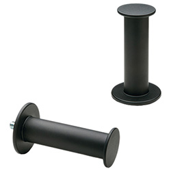 IFF - Cylindrical handles -with double protection technopolymer