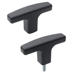 L.652-X - Adjustable T-Handles -Technopolymer