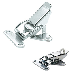 TLE. - Hook clamps -Steel or stainless steel