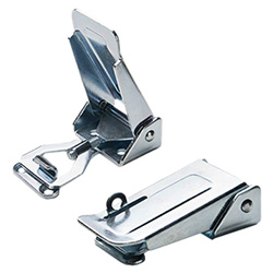 TLM. - Adjustable hook clamp -Steel or stainless steel