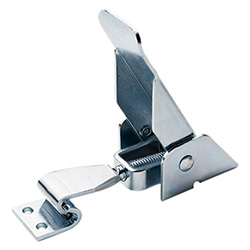 TLN. - Adjustable hook clamp -Steel