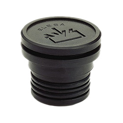 TPC. - Oil fill plugs -for push-fit technopolymer