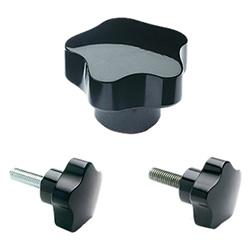 VC.192 - Lobe knobs -Duroplast easy cleaning