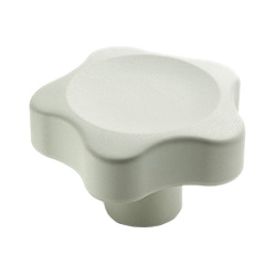 VC.692-CLEAN - Lobe knobs -Technopolymer easy cleaning