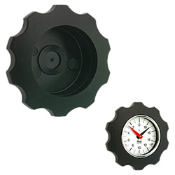 VHT-XX - Lobe knobs for position indicators -Technopolymer