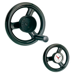 VR-XX - Handwheels for position indicators -Duroplast