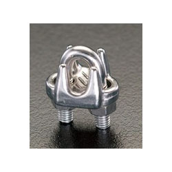 [Stainless Steel] Wire Rope Clip EA638RB-3