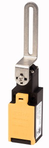 Hasp-operated safety switch