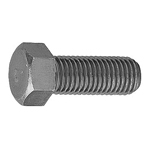 Fully Threaded Fine 7-Mark Hex Bolt - P 1.5