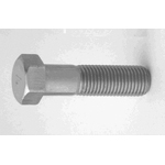 Partially Threaded Fine 7-Mark Hex Bolt
