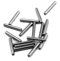 Needle rollers NRB, to DIN 5402-3/ ISO 3096, type B, end faces flat, profiled ends