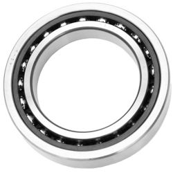 Spindle bearings B70..-C, adjusted, in pairs or sets, contact angle α = 15°, restricted tolerances