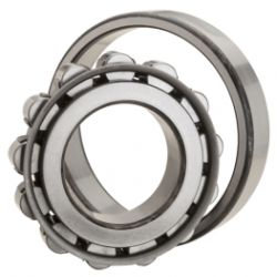 Super precision cylindrical roller bearings N10..-K-TVP-SP, Non-locating bearing, with tapered bore, taper 1:12, separable, with cage