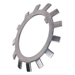 Tab washers MB, main dimensions to DIN 5406
