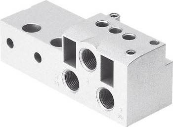 Connector plate, MHA3 Series
