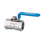Stainless Steel 3.92 MPA Les Deuce Bore Type Ball Valve