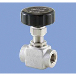 Stainless Steel, 16.2 MPa, Screw-In, Needle Stop Valve