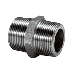 High-Pressure Screw Fitting, 110SS Nipple, S25C