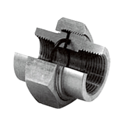High-Pressure Screw Fitting, 118SS O-Ring Union, S25C