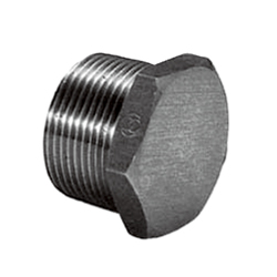 High-Pressure Screw Fitting, 114SS Plug S25C