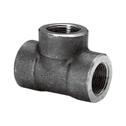 High-Pressure Screw Fitting, 106SS Tee, SUS304