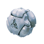 Omnidirectional Wheel TYPE 2530 (For Heavy Load)