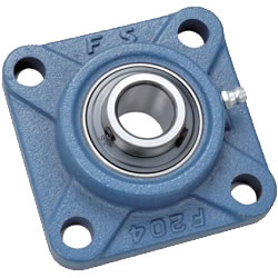 Square Flanged Unit