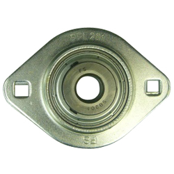 Steel Plate Diamond Flanged Unit