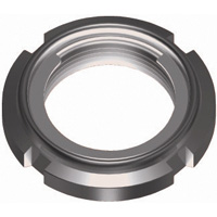 Fine U Nut SC Series (Material: S45C Conditioning Quality Equivalent)