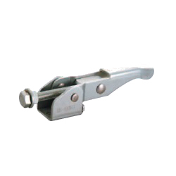 Latch Type Toggle Clamp with Flanged Base / Latch Bolt, GH-43160