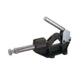 Toggle Clamp - Push-Pull Action Type - Flanged Base, Stroke 76 mm, Straight Arm GH-30513M