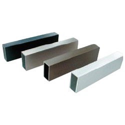 Aluminum Square Pipe Unequal Sided Pipe