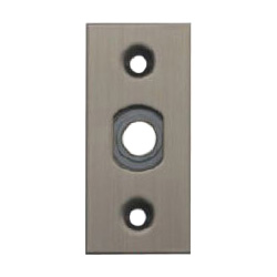 Anti-Vibration Magnetic Front for Door Ends