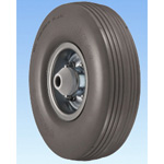 61/2X2-3HL PU No-Puncture Tire, Foamed Urethane