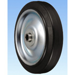 H Type Steel Plate-Made Polybutadiene Rubber Wheel