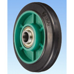 PND Type Resin-Made Polybutadiene Rubber Wheel (with Stainless Steel Bearing)