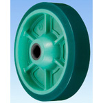 PNUA Type Resin-Made Urethane Rubber Wheel (Sliding Bearing)