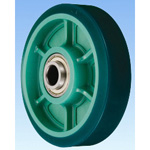 PNUD Type Resin-Made Urethane Rubber Wheel (with Stainless Steel Bearing)