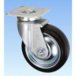 Swivel Caster for Towing JHWtype, Size 150 mm to 200 mm.