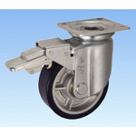 Caster for Heavy Loads (with Rotation Stopper) JMBtype Size 150 mm to 200 mm