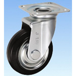 Swivel Caster for Medium Loads Jtype, Size 130 mm