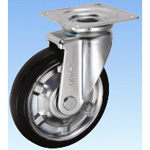 Swivel Caster for Medium Loads Jtype, Size 200 mm