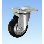 Swivel Caster for Medium Loads Jtype, Size 75 mm