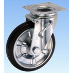 Swivel Caster for Medium Loads (with Double Stopper) JBtype, Size 250 mm