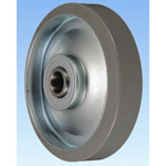 SUIE Type Steel Plate-Made Conductive Urethane Rubber Wheel