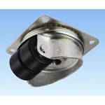 Low-Floor Caster, Swivel, TH Type, Size: 50 mm to 65 mm