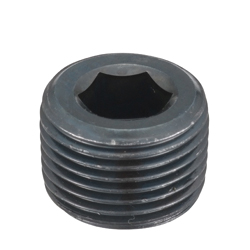 Hex Socket Head Taper Plug, GJ Type